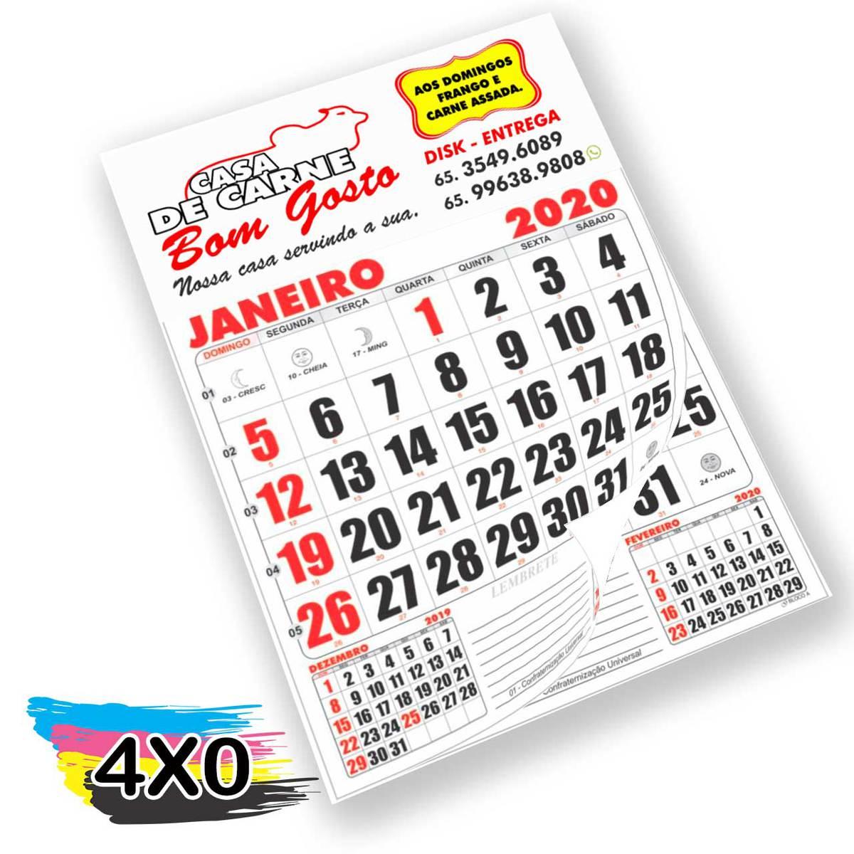 Calendarios 17