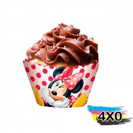 Saia Para Cupcake